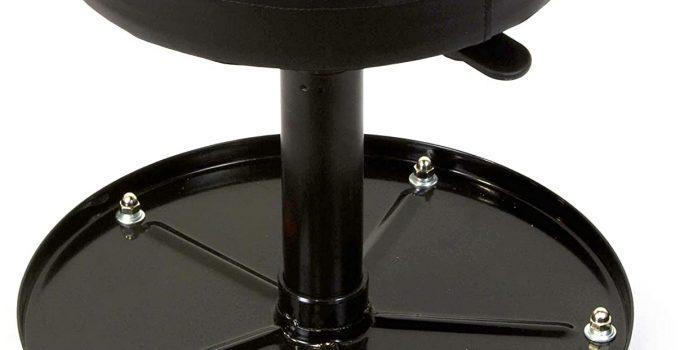 Pneumatic Rolling Mechanic Stool